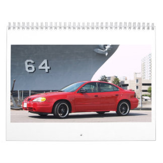 壮大なAMのカレンダー カレンダー