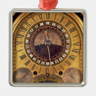 壮大なDauphinのためになされる天文時計 メタルオーナメント