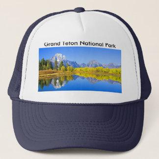 壮大なTetonの国立公園シリーズ1 キャップ