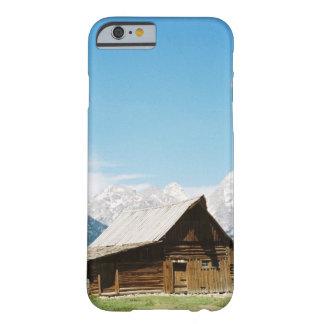 壮大なTetonsのモルモン教徒の納屋 Barely There iPhone 6 ケース