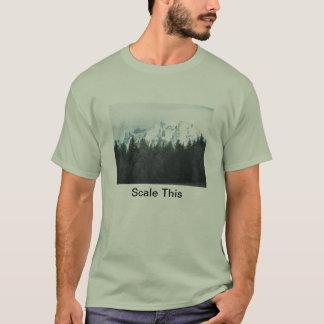 壮大なTetons Tシャツ