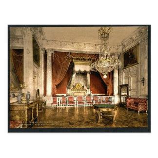 壮大なTrianonの皇后Josephine、Versaの部屋 ポストカード