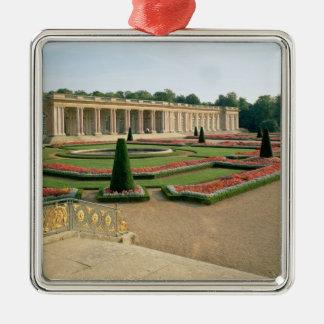 壮大なTrianon 1687年の庭の正面(phot メタルオーナメント