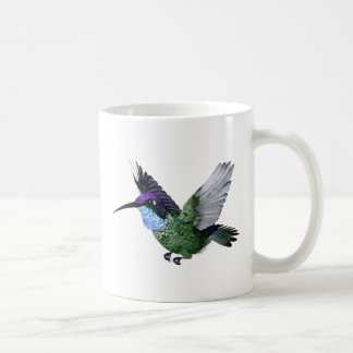 壮麗なハチドリ コーヒーマグカップ