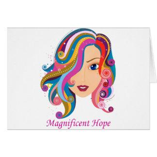 壮麗な希望 カード