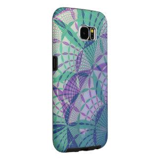 壮麗なSamsungの銀河系S6の箱 Samsung Galaxy S6 ケース