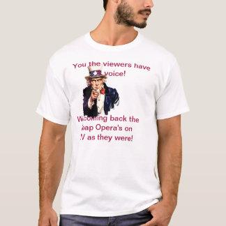 声のTシャツがあります Tシャツ