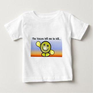 声 ベビーTシャツ