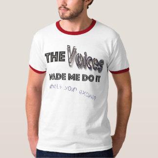 声… Tシャツ
