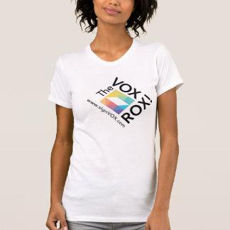 声ROXのティー-彼女の物 Tシャツ