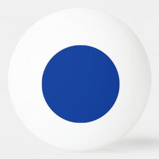 売出価格のテンプレートの基盤Dの青い1*ピンポン球 卓球ボール