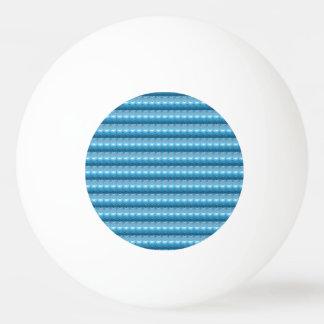 売出価格のGoodluckの青い輝きの抽象芸術パターン 卓球ボール