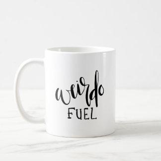 変人の燃料のマグ コーヒーマグカップ
