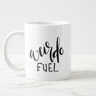 変人の燃料 ジャンボコーヒーマグカップ