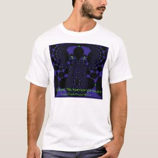 """""""変形させるデジタル"""" Tシャツ"""