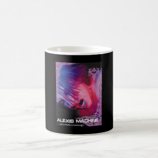 変形させる吸血鬼のアレキシス機械マグ モーフィングマグカップ