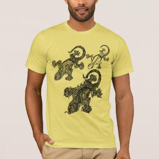 変形させる-カスタマイズ Tシャツ