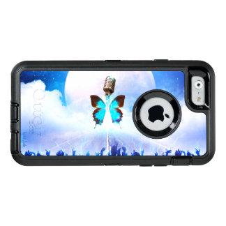 変性音楽iPhone 6/6sの擁護者シリーズ場合 オッターボックスディフェンダーiPhoneケース