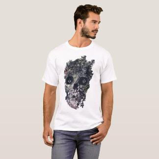 変態のスカル Tシャツ