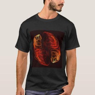 変態の抽象美術 Tシャツ