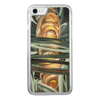 変態の抽象芸術 CARVED iPhone 8/7 ケース