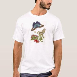 変態のinsectorum Surinamensium Tシャツ