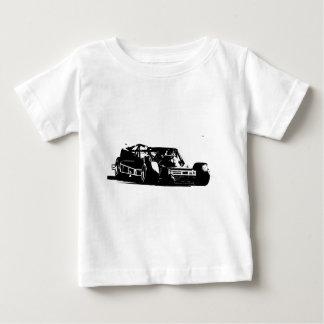 変更される ベビーTシャツ