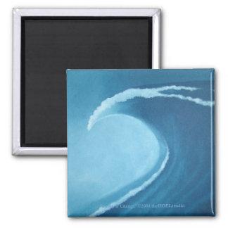 変更の磁石の波 マグネット