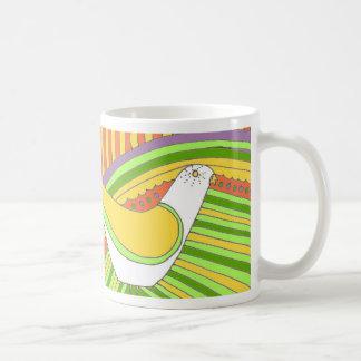 変更の種 コーヒーマグカップ