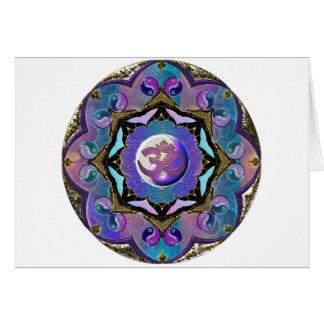 変更の~の月の曼荼羅はなります カード