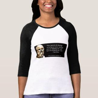 変更のTシャツの秘密 Tシャツ