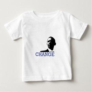 変更 ベビーTシャツ