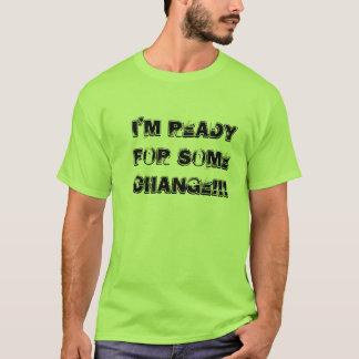 変更!!! Tシャツ
