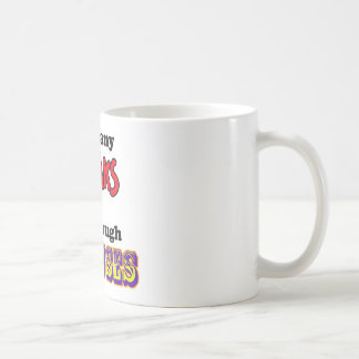 変種およびサーカス コーヒーマグカップ