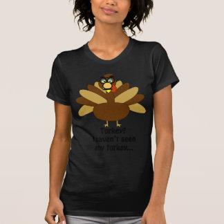 変装のトルコ Tシャツ