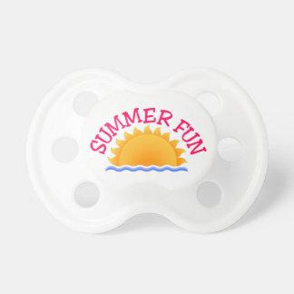 夏のおもしろい おしゃぶり