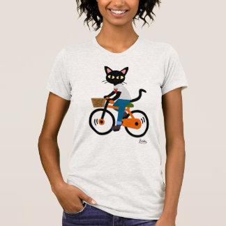 夏のサイクリング Tシャツ