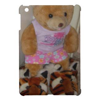 夏のテディー・ベアのiPad Miniケース iPad Miniカバー