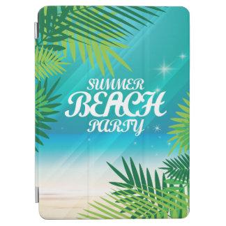 夏のビーチのパーティ iPad AIR カバー