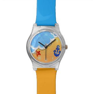 夏のビーチMay28thの腕時計 腕時計