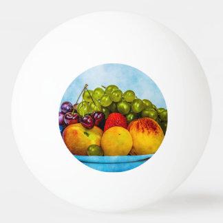 夏のフルーツ 卓球ボール