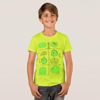 夏のプール Tシャツ