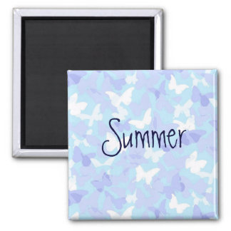 夏のメモ マグネット