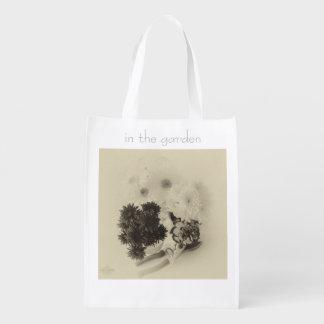 夏の再使用可能なバッグ エコバッグ