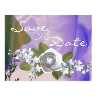 夏の夢の結婚式 ポストカード