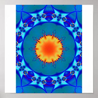 夏の太陽 ポスター