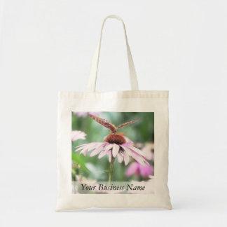 夏の庭- Echinaceas トートバッグ