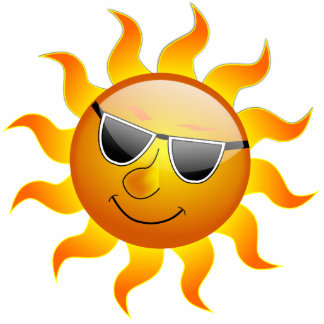 夏の日曜日のおもしろいなフォトスカルプチャー フォトスカルプチャー