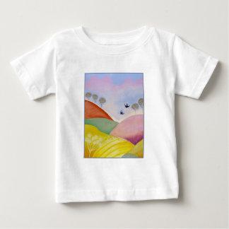 夏の景色 ベビーTシャツ