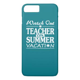夏の来ること-先生のデザイン! iPhone 8 PLUS/7 PLUSケース